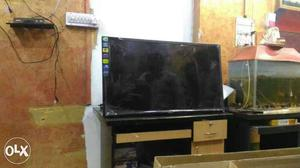 Sony/samsung led tv with one year warranty