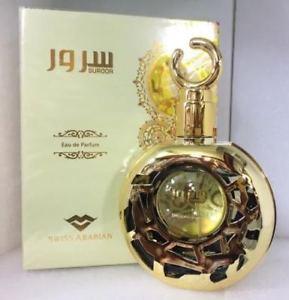 Swiss Arabian Suroor EDP 50 ml amazing Perfume form UAE,