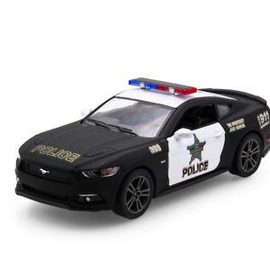 ASC Kinsmart  Ford Mustang GT (Police) Die-Cast Car with