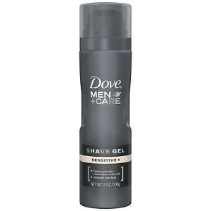 Dove Men+Care Shave Gel, Sensitive Plus 7 oz