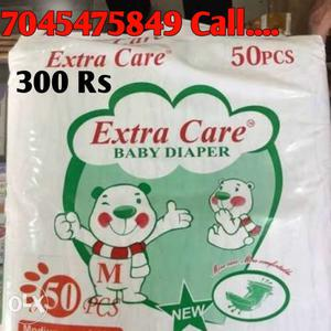 Extra Care Baby Diaper All Size Available