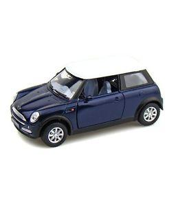 Kinsmart Mini Cooper Pull Back Action Diecast Metal car