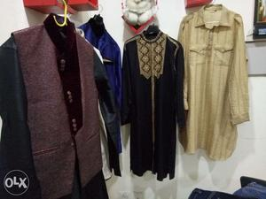 Branded blazers sets and traditional wears suits