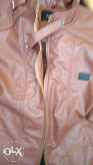 Pure leather stylish jackets fixed rate contact