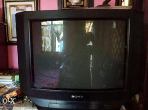 SONY 21 inch colour TV in good condition is for