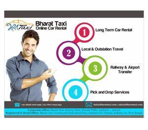 Taxi Services in Chennai - Bharat Taxi Chennai