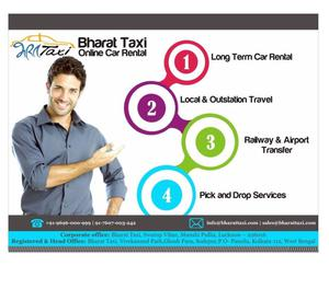 Taxi Services in Lucknow - Bharat Taxi Lucknow