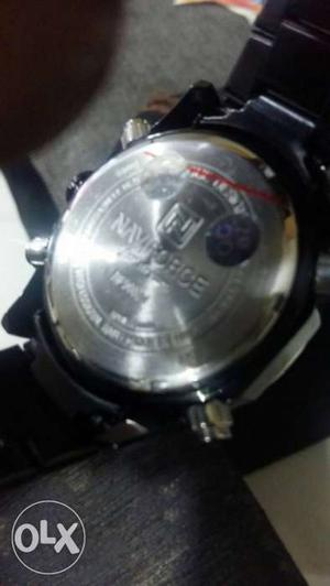 Wrist watch for sale in good condition Naviforce