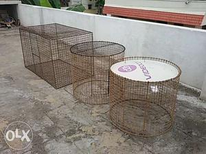 Bird's Cage 3 Nos available at Urapakkam, Chennai,