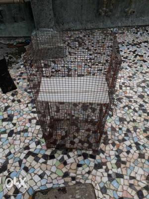 Birds cage for sale in good condition