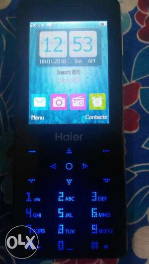 Haier touch screen will h touch pad phone with