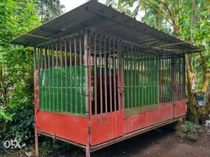 Heavy Metal Cage for sale in Kannur
