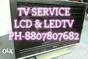 LCD TV LED TV service center