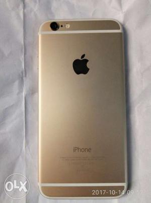 Lovely Apple IPhone 6 20 days old phone with