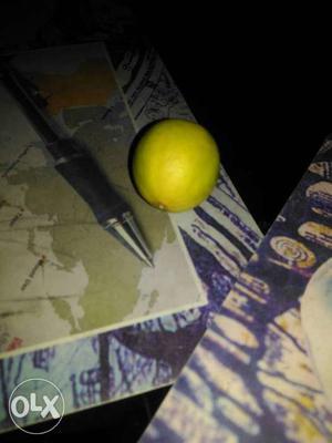 Neembu lemon round shape