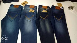 Jeans derby fabric