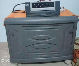 Luminous Inverter(UPS) With Luminous Battery and Box--Full
