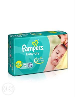 New born baby diapers Brand new sealed pack 46