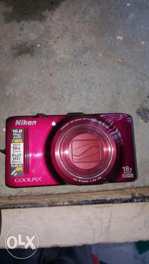 Nikon camera it is best in condition with all