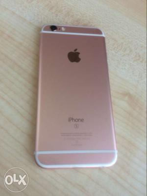 2 months old - 6S - 32 GB not any single scratch