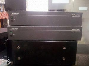 Bose stereo power amplifier for sale in perfect