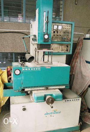 CNC EDM & Wirecut Machines