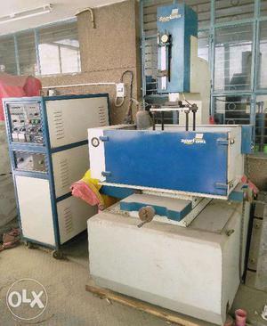 CNC Wirecut & EDM Electronic Discharge Machine