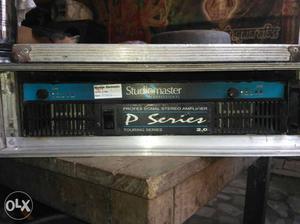 DJ amplifier soundmaster original p.2
