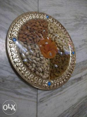 Diwali thali at an affordable price for gifting