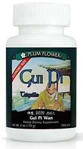 Gui Pi Gui Pi Wan Economy Size, Ct, Plum Flower 6.0 Oz