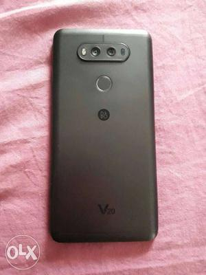 LG V20. Phone is as good as new,not a single