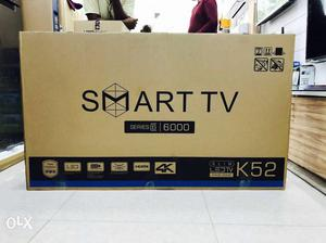 New 50 inch 4K Panel Android Smart Led Tv with