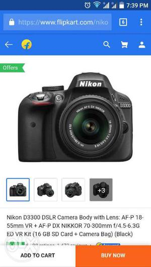 Nikon d with mm. 3 month old.. good