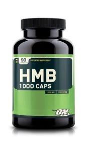 Optimum Nutrition HMB, mg, 90 Capsules
