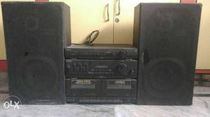 Philips tape recorder fm radio can connect mobile
