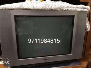 Sony 21 inches CRT TV in perfect condition