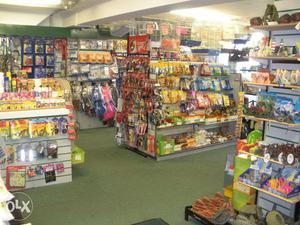 A Complete Pet Shop All Types Dog's Dog Foods & Accessories