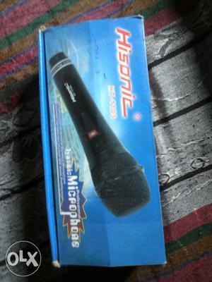 Black Hisonic Wireless Microphone Box