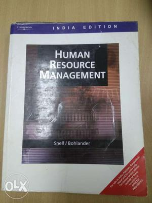 Human Resource Management by Snell and Bohlander