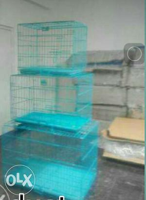 New petty pack pet cages available for all