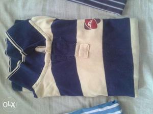 1 polo t shirt 1 office shirt 1 casual shirt