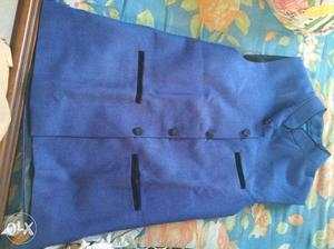 Blue wescoat inner black fully new no used till