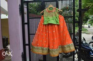 Customised designed dresses for babies