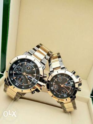 """Diwali Dhamaka Best """"Couple Watches"""" for the Best"""