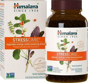 Himalaya StressCare with Ashwagandha & Gotukola for Natural
