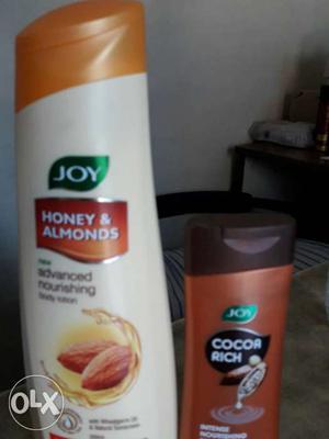 Joy honey almonds lotion 500 ml 210 mrp 180 rs