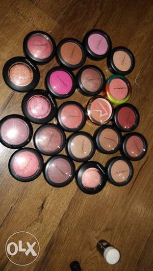 MAC limited edition blush