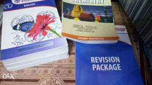 Rao IIT medical entrance 35 books/notes