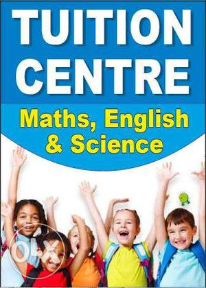Coaching for all subjects...from nursery