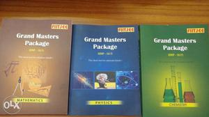 FIITJEE Grand Masters package with all 11th and